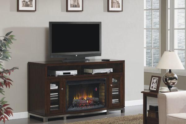 Wesleyan Electric Fireplace